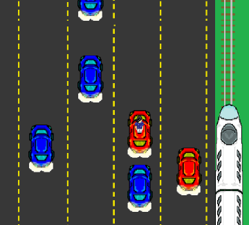 Traffic Fury screenshot